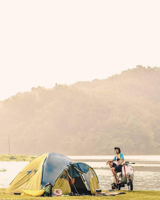 tempat camping di jogja