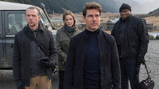 Tom Cruise the movie Mission Impossible