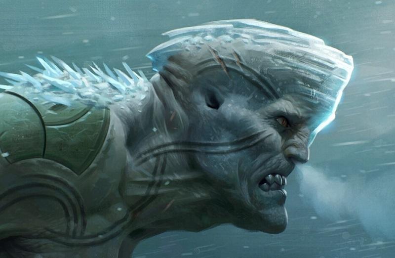 Ymir: O Primeiro Ser Vivo na Mitologia Nórdica
