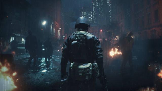 Hunk kembali hadir di Resident Evil 2 Remake