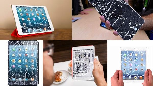 thay mặt kính iPad Air 2 giá rẻ