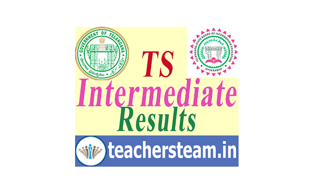 TS Inter Results - Telangana Intermediate 1st year and 2 year Results from Board of Intermediate, Telangana Download Here