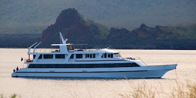 Crucero Yate Integrity