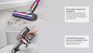 dyson v7 motorhead extra cordless stick vacuum cleaner