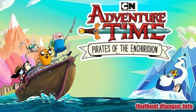 Download Game Adventure Time: Pirates of the Enchiridion Full Cr@ck