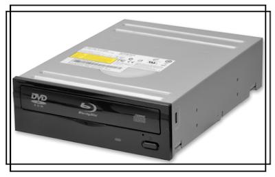 Mengenal Fungsi Dasar DVD ROM DRIVE Pada Komputer
