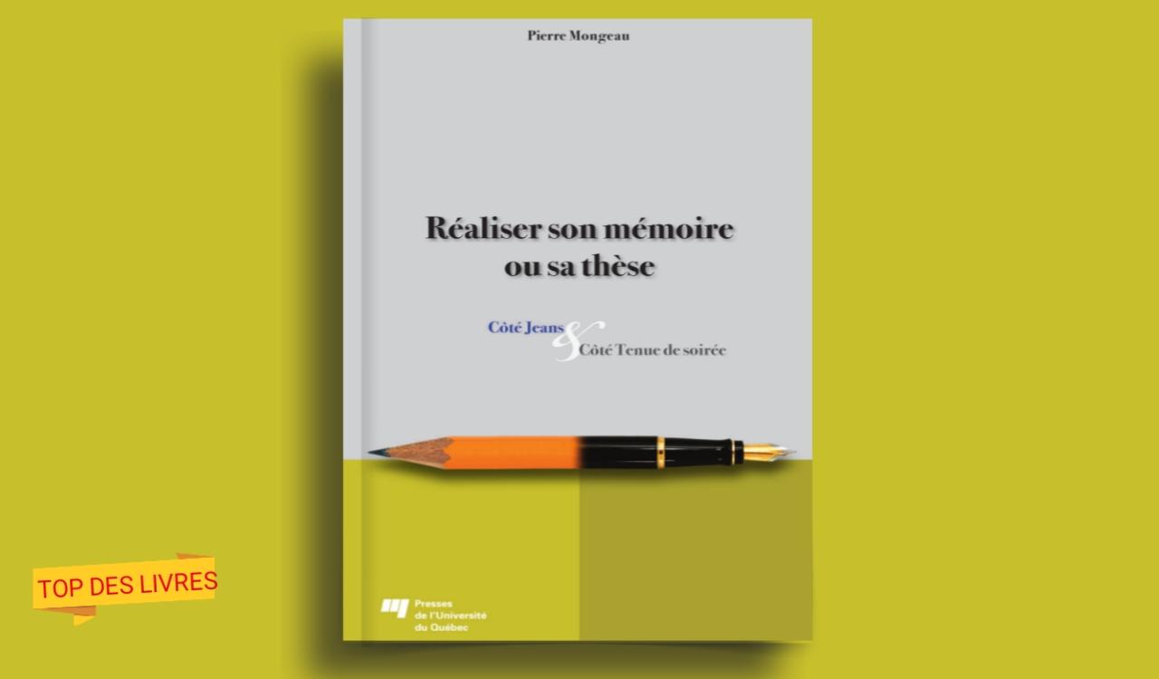 Télécharger : Réaliser son mémoire ou sa thèse en pdf