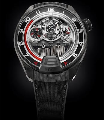 HYT H4 Gotham Limited Edition watch