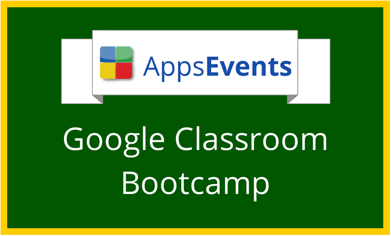 Google Classroom Bootcamps