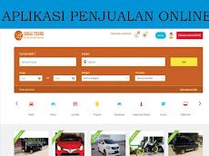 Aplikasi sistem penjualan secara online