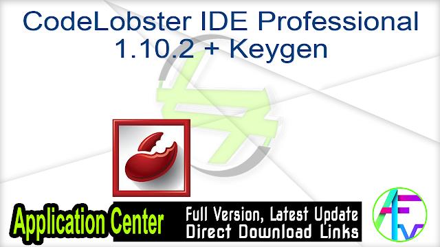 CodeLobster IDE Professional 1.10.2 + Keygen