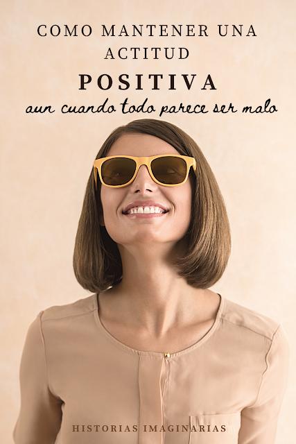 Consejos para mantener una actitud positiva