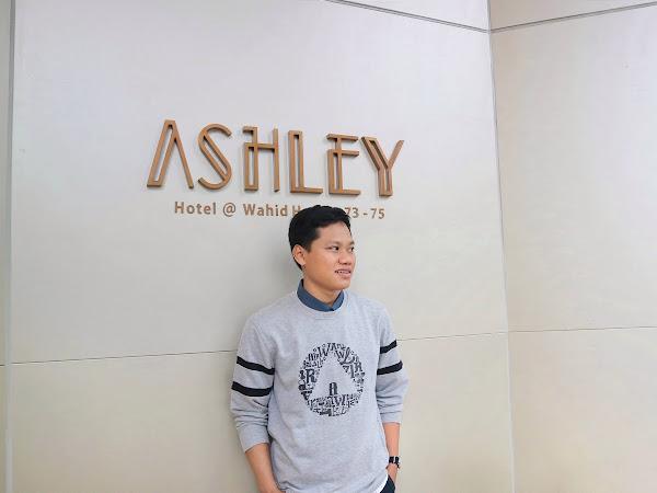 Weekend Produktif di Ashley Hotel Jakarta