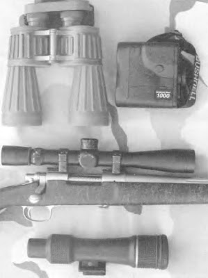 оптика снайперской команды