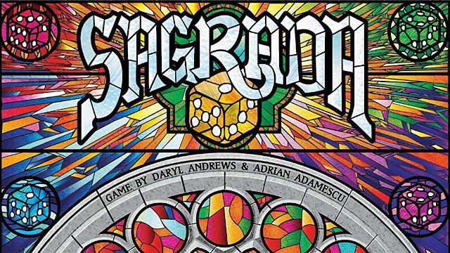 Sagrada Board Game Review