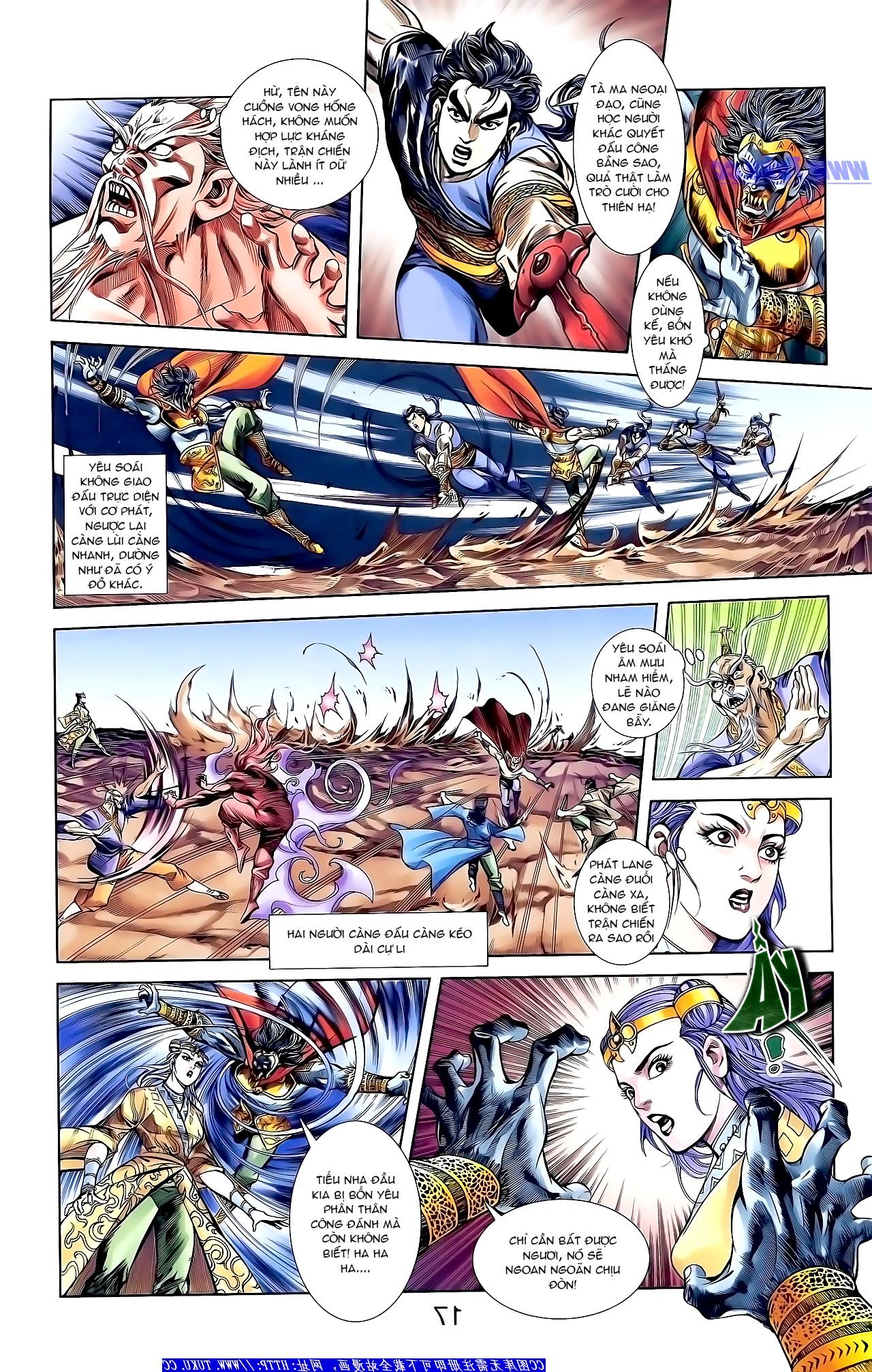 Cơ Phát Khai Chu Bản chapter 156 trang 9