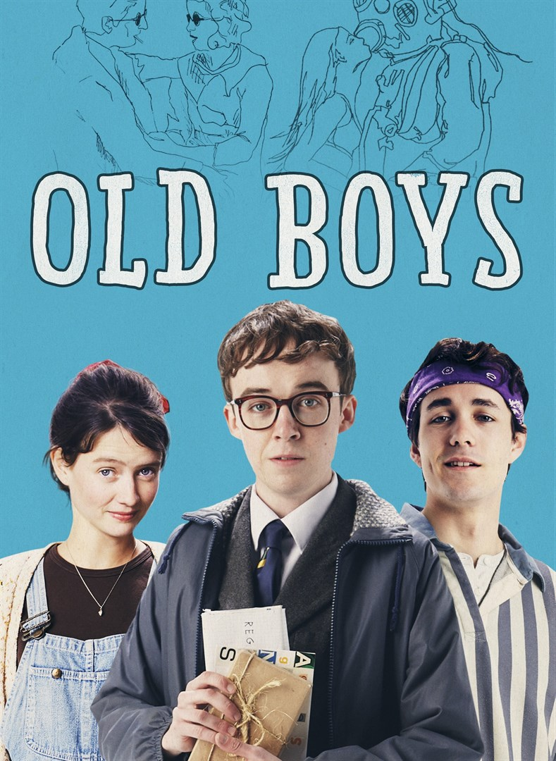 Old Boys [2018] [CUSTOM HD] [DVDR] [NTSC] [Latino]