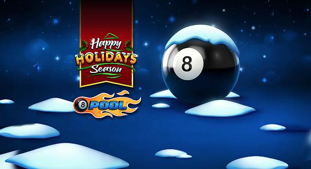 Happy Holidays Championship 8 ball pool