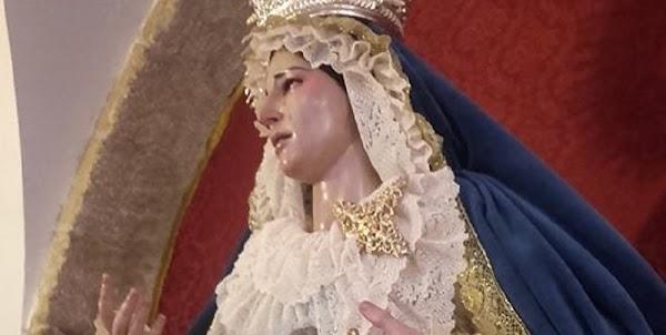 Horario y recorrido del Rosario de la Aurora de la Virgen de la Concepción este Domingo en Cádiz