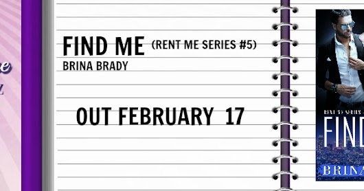 FIND ME RELEASE BLITZ POST AND REVIEW!