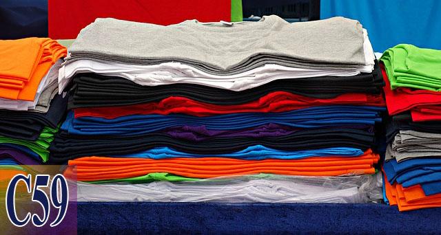 tee-shirt produk kaos C59