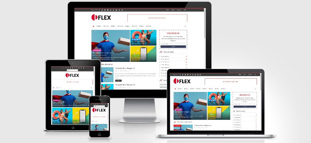 Flex Blog Blogger Template