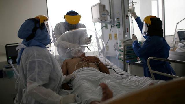 El Banco Mundial aprueba un préstamo de 700 millones de dólares a Colombia para enfrentar el coronavirus