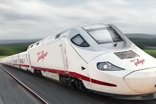 Talgo 350 Train