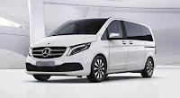 Dòng xe Mercedes V250 Luxury 2021