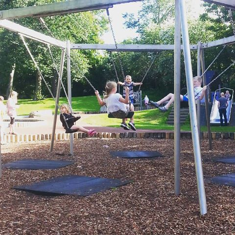 The best picnic spots in Northumberland | Ridley Park, Blyth