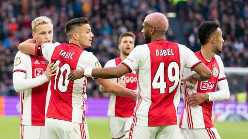 مشاهدة مباراة أياكس أمستردام وخيتافي بث مباشر