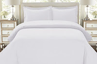 3pc Duvet Cover Set 1500 Thread Count Egyptian Quality