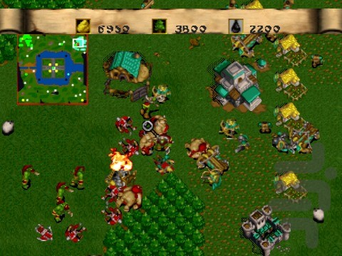 Warcraft II: The Dark Saga screenshot 3