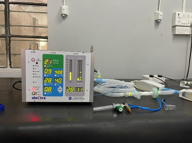 Ahmedabad Health Care Company Gets Technology Tie Up With NASA To Manufacture Ventilators In India