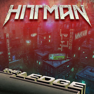 "Το single των Hittman ""The Ledge"""