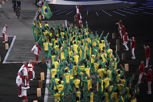 O Brasil já tem mais de 200 atletas classificados para os Jogos Olímpicos de Tóquio