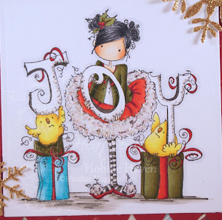 Heather's Hobbie Haven - Jenny Feels Joyful Card Kit