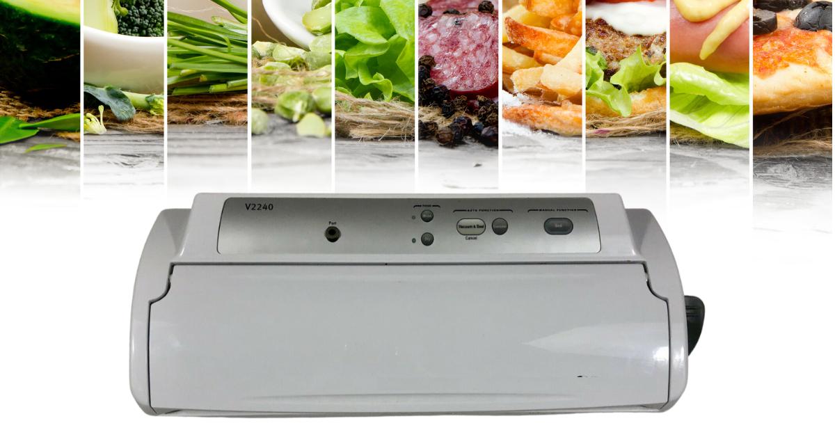 Benefits of FoodSaver V2240 Vacuum Bag Sealer
