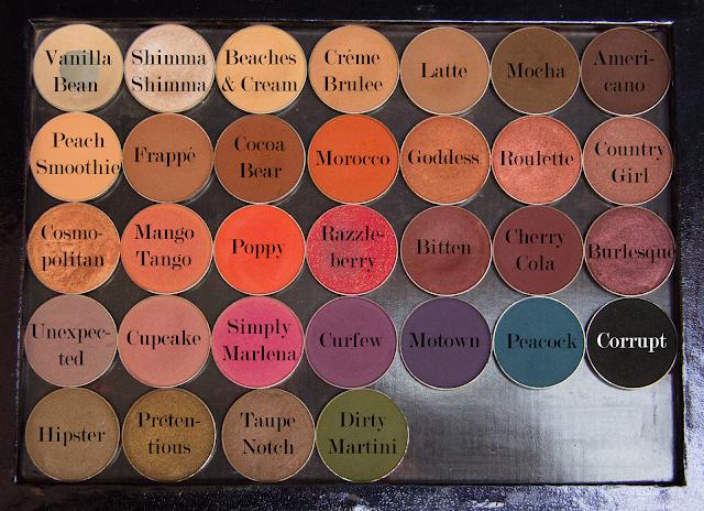 makeup geek, makeup, swatches, review,