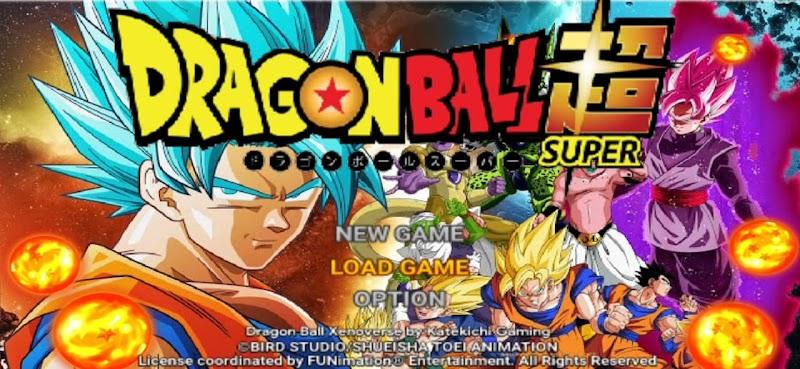 Dragon Ball Super DBZ TTT MOD ISO Download With XV2 Menu