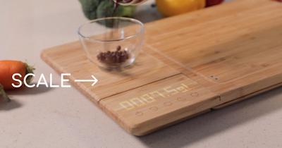 ChopBox | Smart Cutting Board