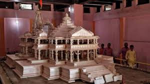 Foundation for Ram Temple laid by PM Modi