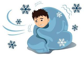 Waspadai hipotermia