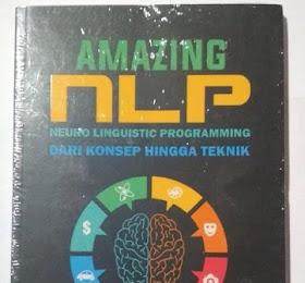 Jual Buku Amazing NLP <del>Rp57.000</del> <price>Rp47.000</price> <code>BKT-006</code>