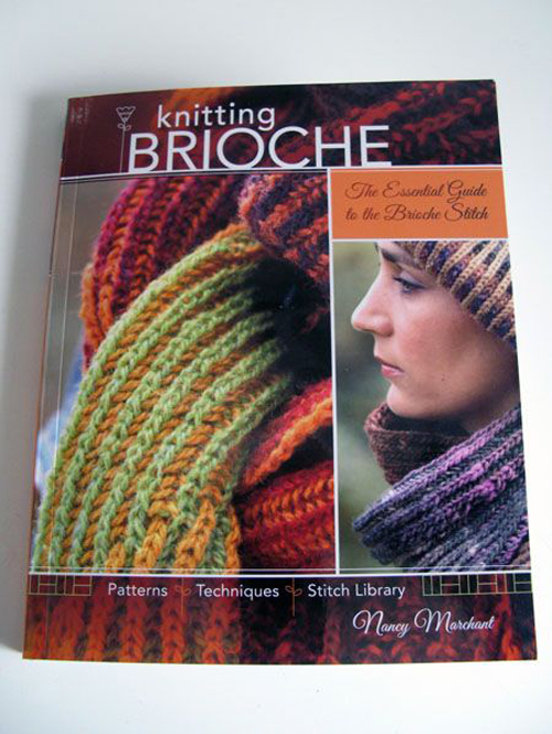 Knitting Book Today: Knitting Brioche