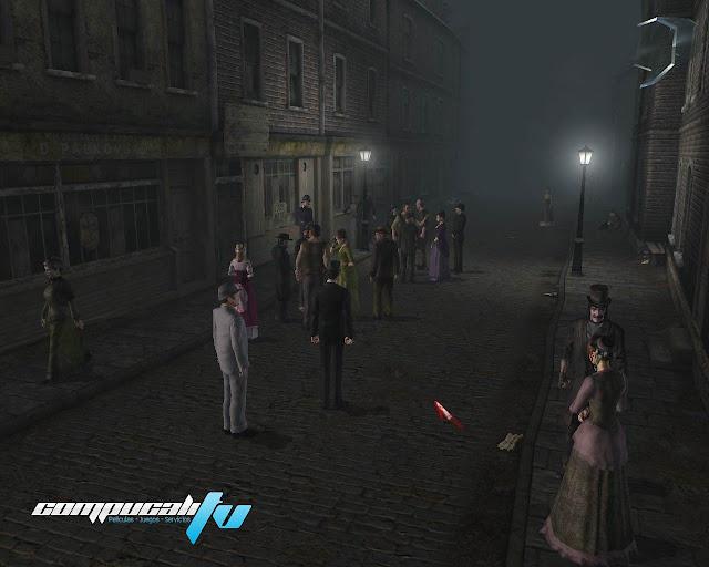 Sherlock Holmes Vs Jack The Ripper PC Full Español