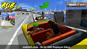 Crazy Taxi Classic mod apk