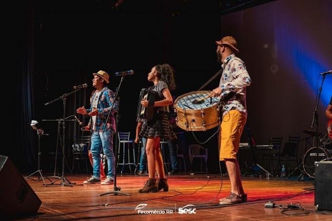 CANTA RORAIMA  Sesc abre inscrições para mostra musical