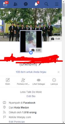 Begini Cara Agar Foto Profil FB Ada Perisai Fitur Terbaru Facebook
