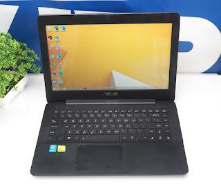 Laptop Gaming Asus A455L core i3 Bekas